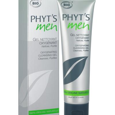 Gel Nettoyant Oxygénant - Phyt's men