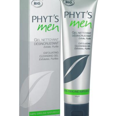 Gel Nettoyant Désincrustant - Phyt's men
