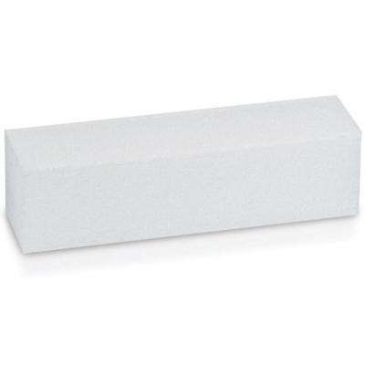 Bloc blanc finaliseur abrasif ongles