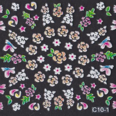 Stickers ref C10-1