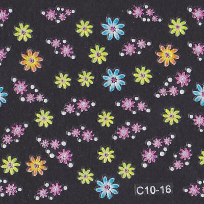 Stickers ref C10-16