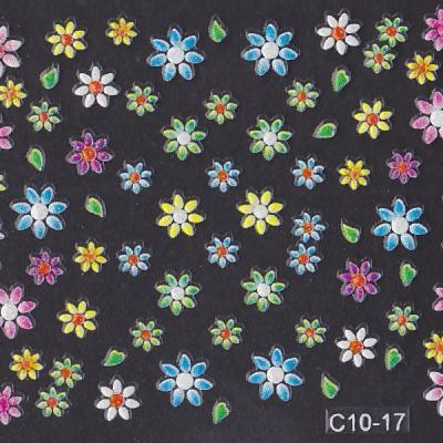 Stickers ref C10-17