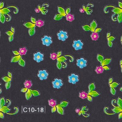 Stickers ref C10-18