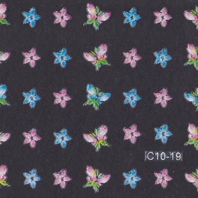 Stickers ref C10-19