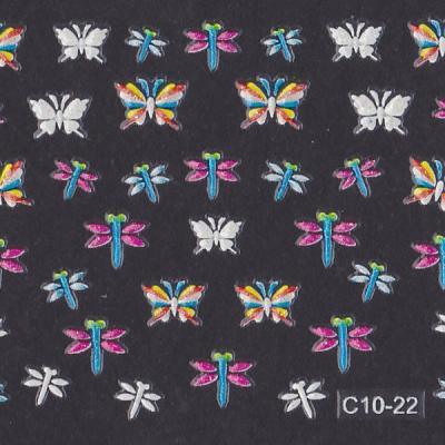 Stickers ref C10-22