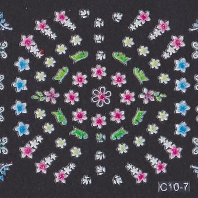 Stickers ref C10-7
