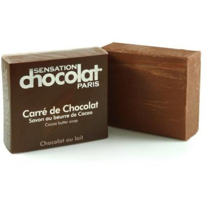 Carré O chocolat noir - SENSATION CHOCOLAT
