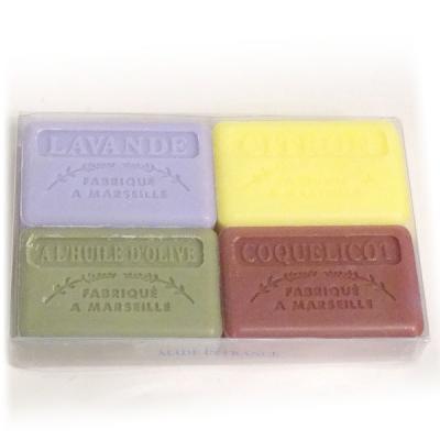Coffret 4 savons - Senteurs de Provence