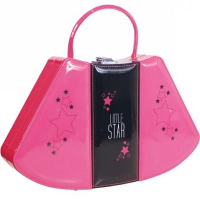Coffret  Little star rose & noir