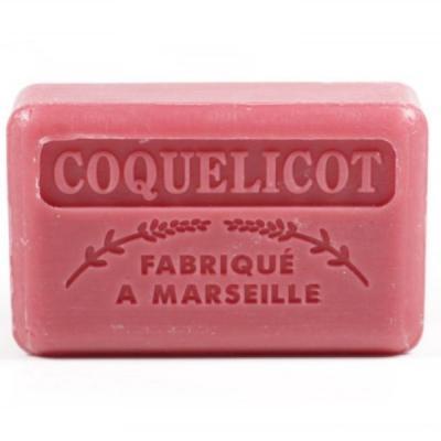Savon de Marseille - Coquelicot 125 gr