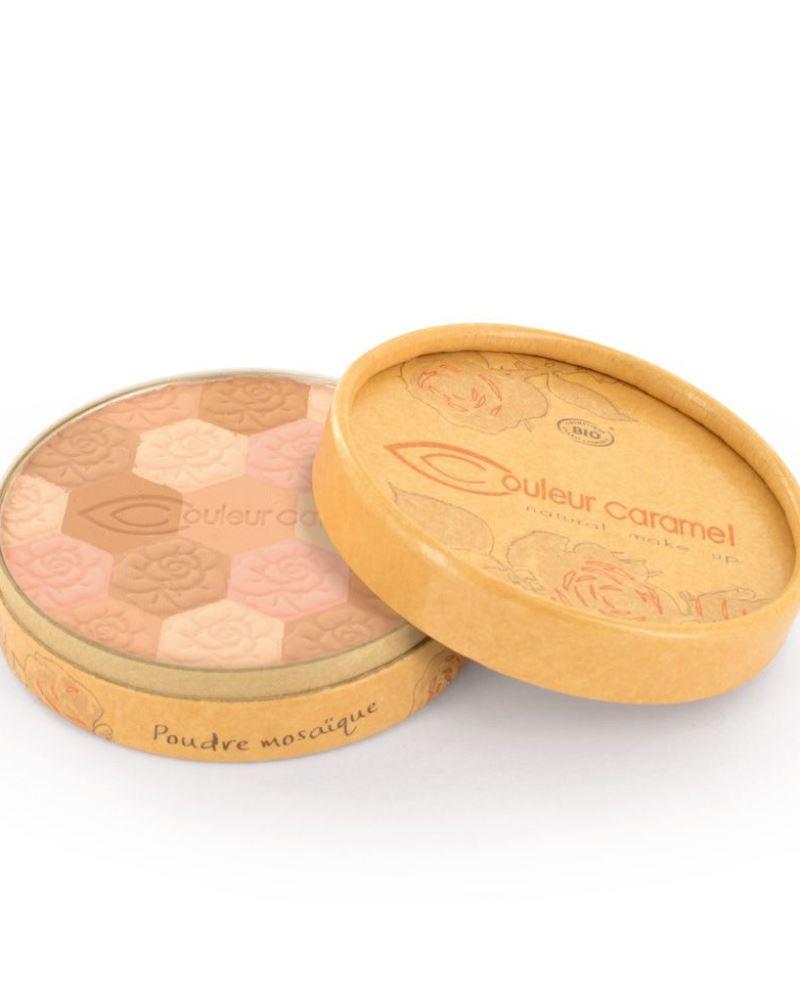 Couleur caramel 111232 poudre mosaique 232 embellissetvous fr
