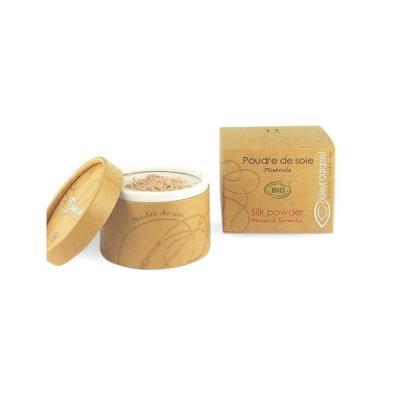 Poudre de soie Bio Couleur Caramel