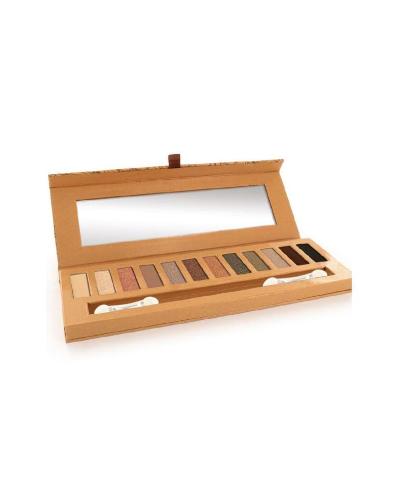 Couleur caramel 115926 palette eye essential 1 embellissetvous fr