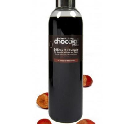 Gel douche Délice Chocolat / Noisette