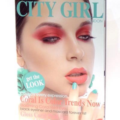 Coffret Book maquillage - London
