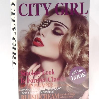 Coffret Book maquillage - Madrid