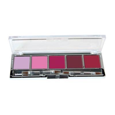 Palette 5 Rouges à lèvres - Mixte 2