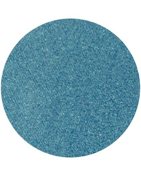 Fard bleu petrole