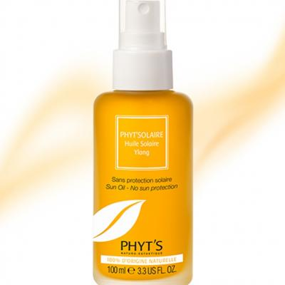 Huile Solaire Ylang - Phyt's Solaire