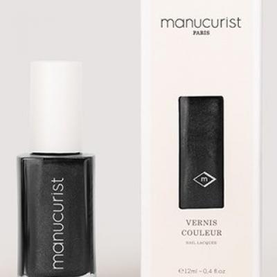 Vernis NOIR N°2 - Diamant noir