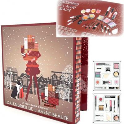 Calendrier de l'avent Beauté - Parisax