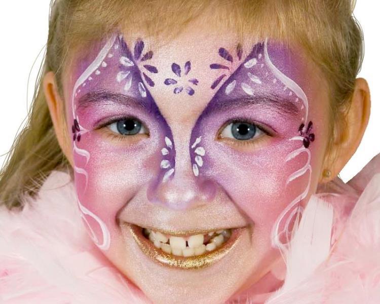 Princesse violette