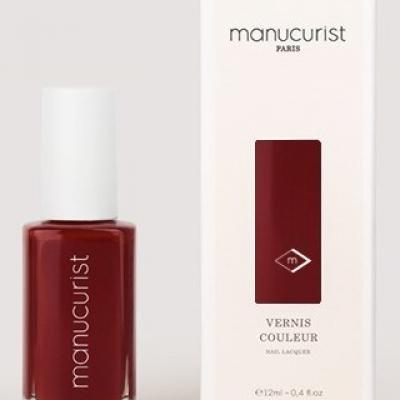 Vernis ROUGE N°6  - Rouge d'Andrinople