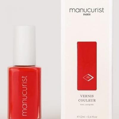 Vernis ROUGE N°8 - Rouge orange