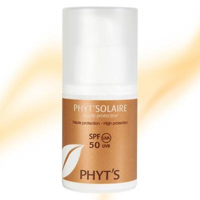 Fluide protecteur SPF50 - Phyt's Solaire
