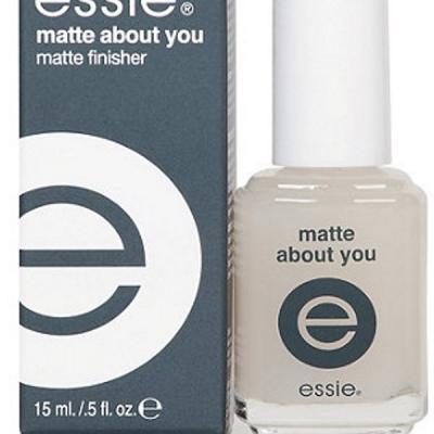 Top coat finition Mate - ESSIE