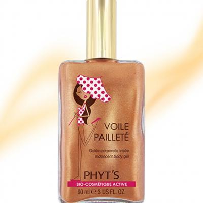 Voile Pailleté - Phyt's Solaire
