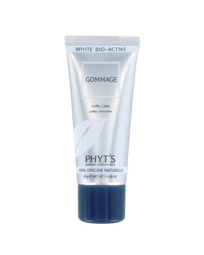 704 white bio active gommage tube