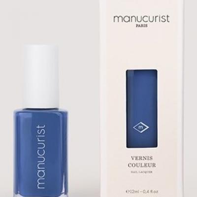 Vernis BLEU N°3 - Bleu saphir