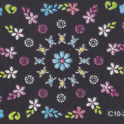 Stickers ref C10-23