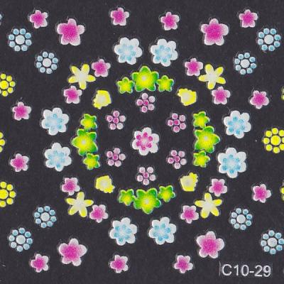 Stickers ref C10-29