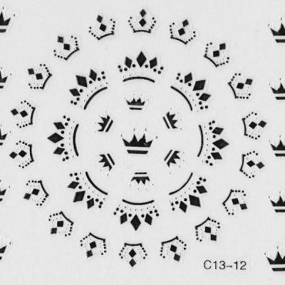 Stickers ref  C13-12