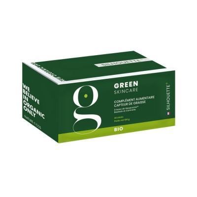 Capteur de graisse Silhouette+ 20 sachets - Green SkinCare