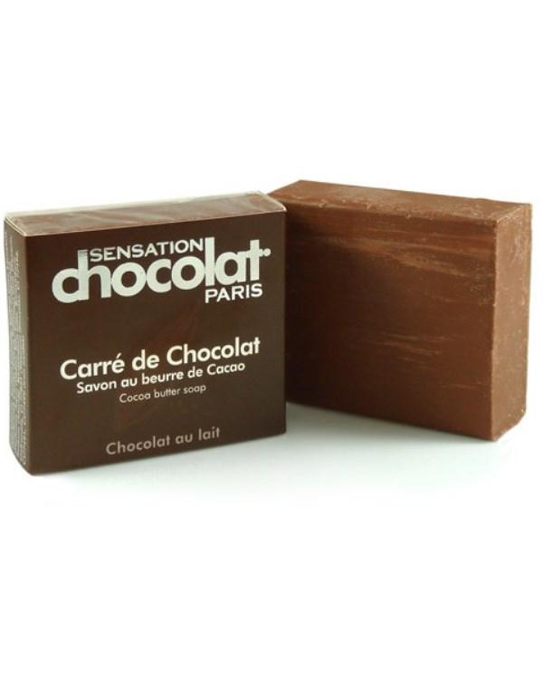 Carre chocolat noir