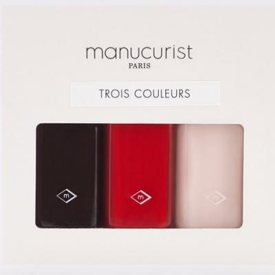 MANUCURIST - Coffret 3 Couleurs