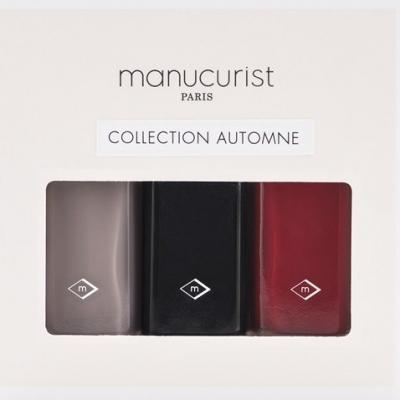 MANUCURIST - Coffret Trio Automne