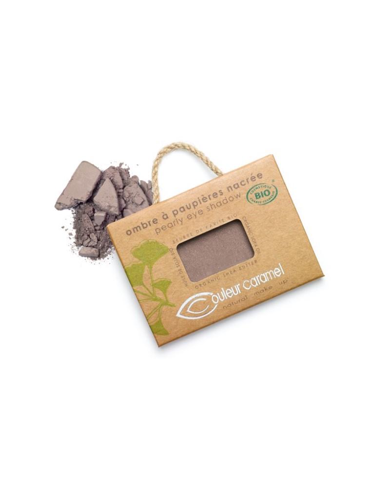 Couleur caramel 111044 ombre a paupieres nacree bio brun prune 44 embellissetvous fr