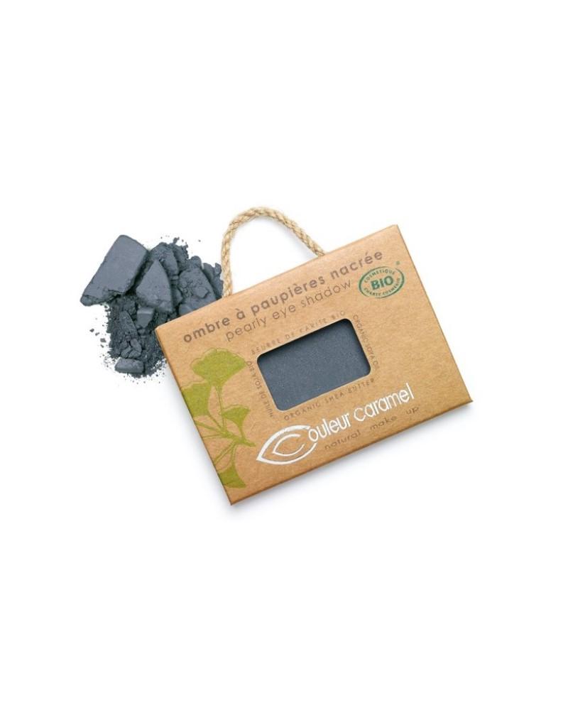 Couleur caramel 111049 ombre a paupieres nacree bio gris anthracite 49 embellissetvous fr