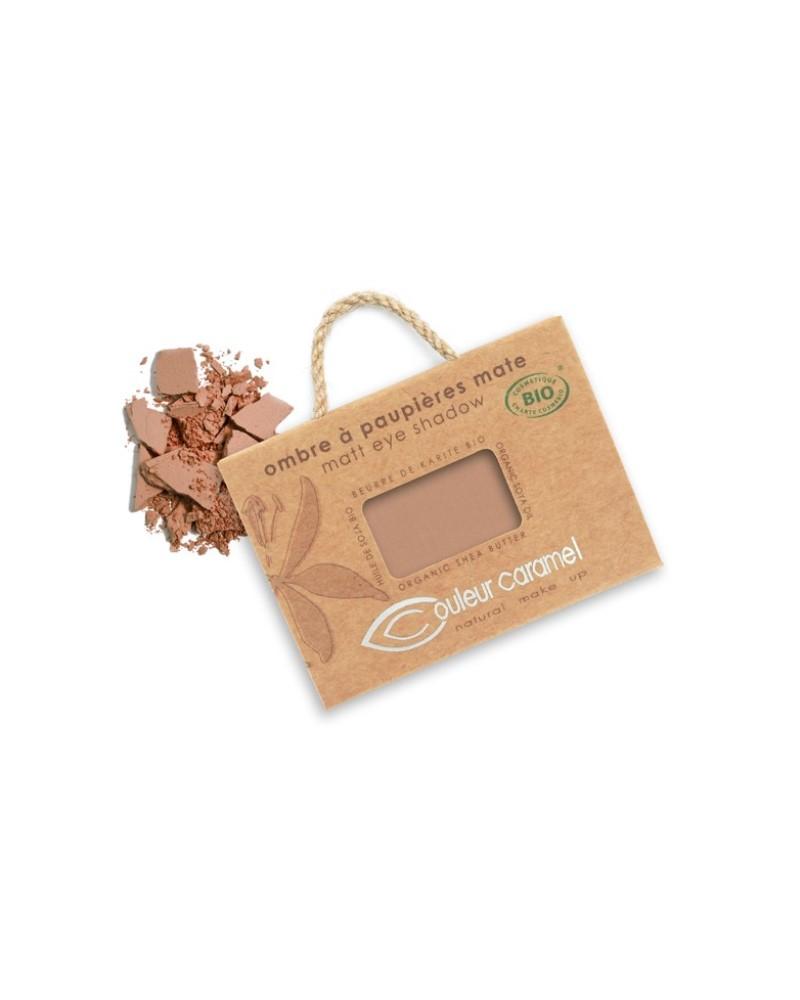 Couleur caramel 111080 ombre a paupieres mat bio cacao 80 embellissetvous fr 1