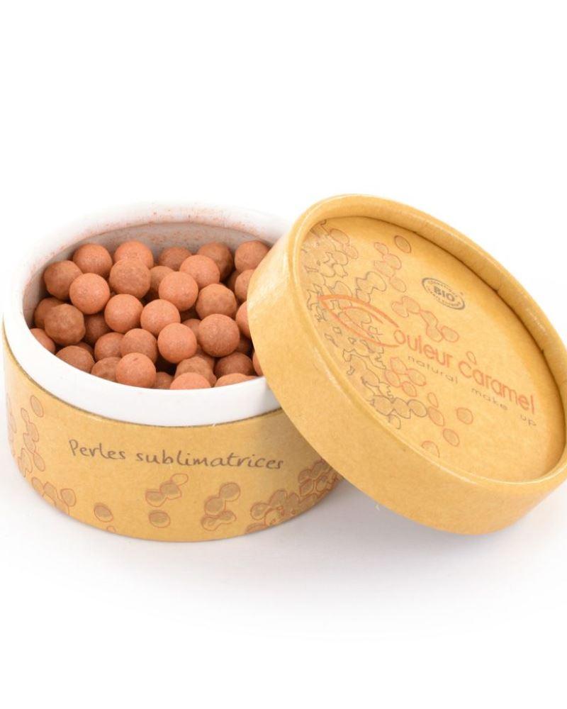 Couleur caramel 111242 perles sublimatrices 242 embellissetvous fr