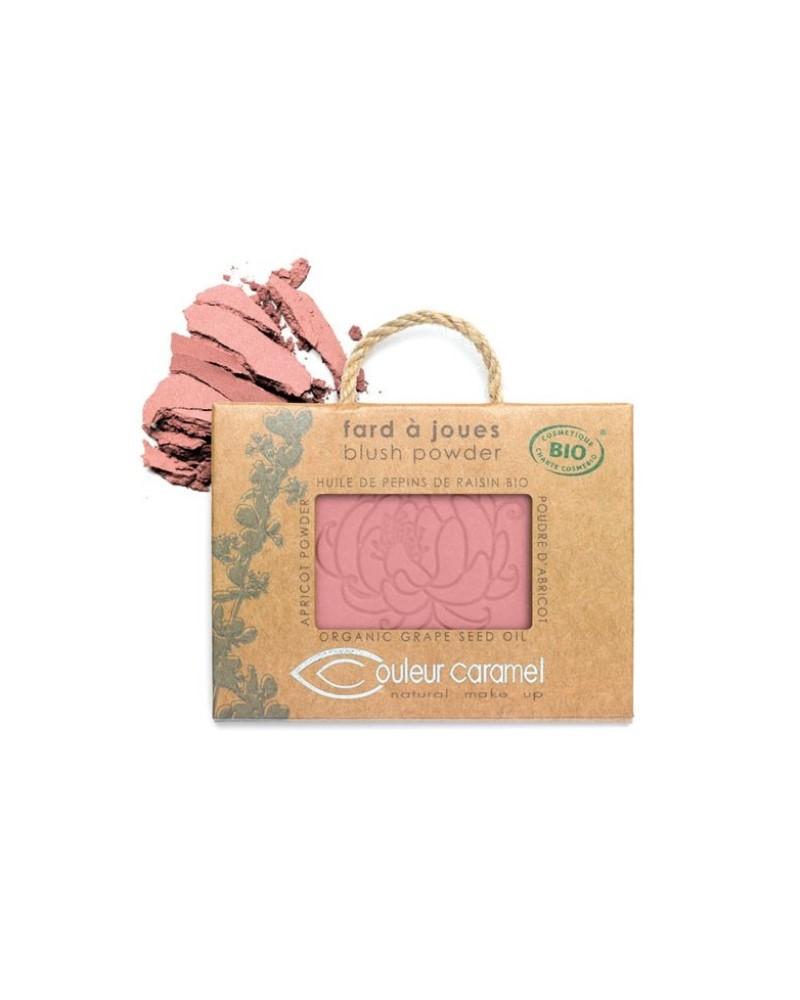 Couleur caramel 111553 fard a joues rose lumiere 53 embellissetvous fr