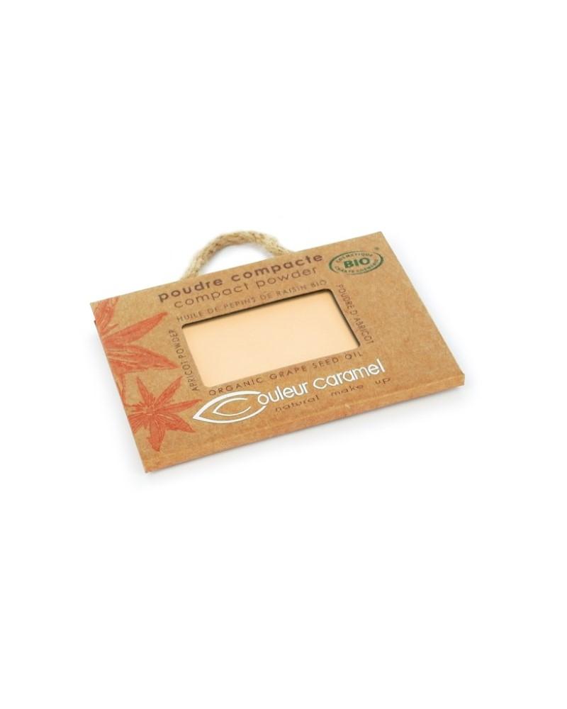 Couleur caramel 111602 poudre compacte beige clair 2 embellissetvous fr