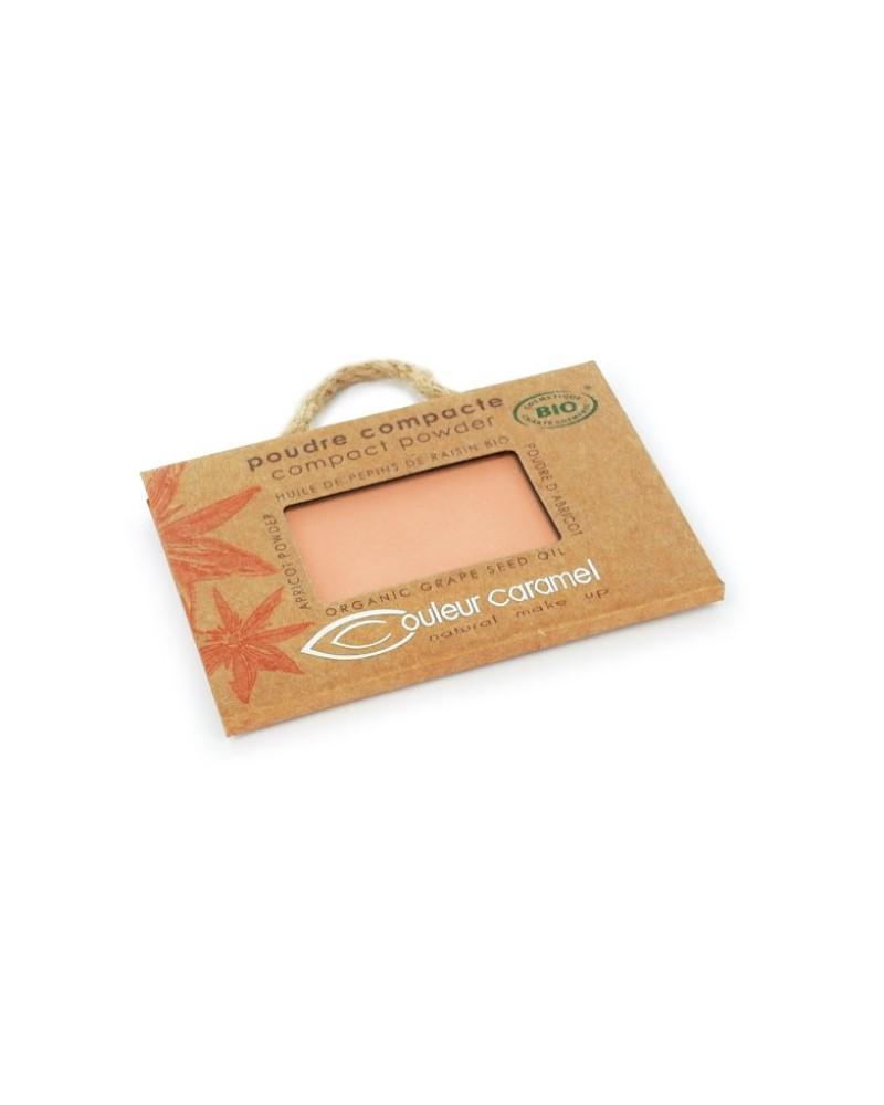 Couleur caramel 111604 poudre compacte beige orange 4 embellissetvous fr