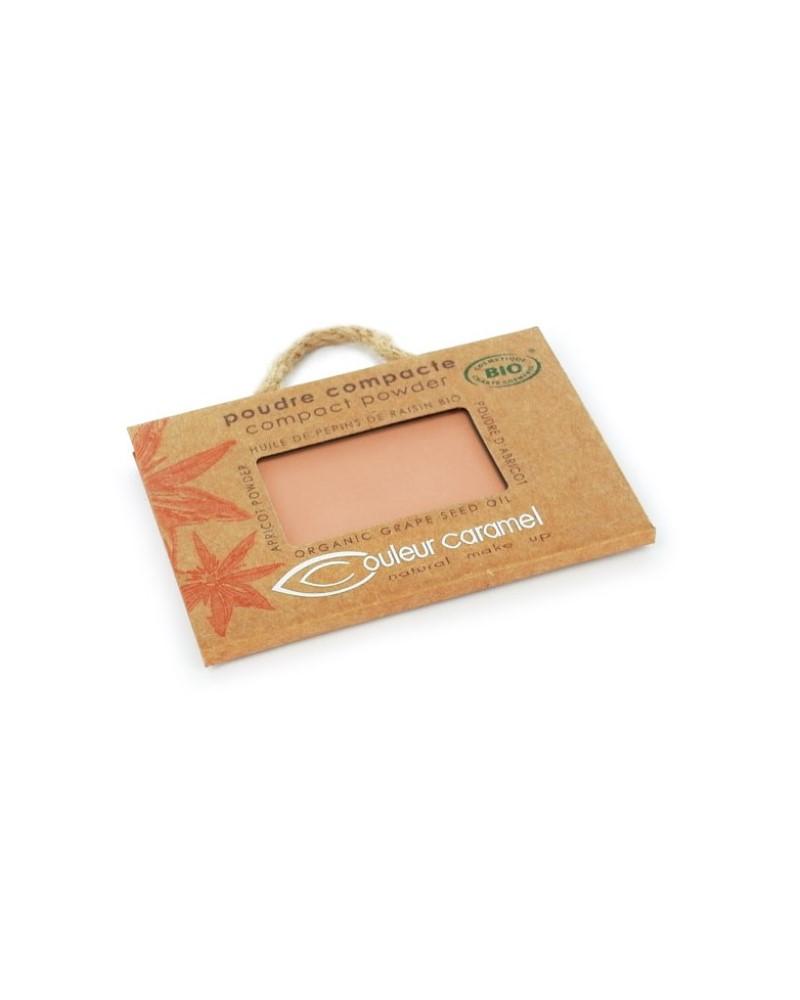 Couleur caramel 111606 poudre compacte brun hale 6 embellissetvous fr