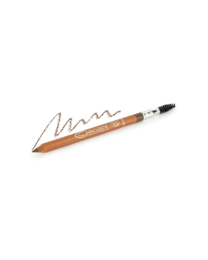 Couleur caramel 112121 crayon sourcils chatain 21 embellissetvous fr