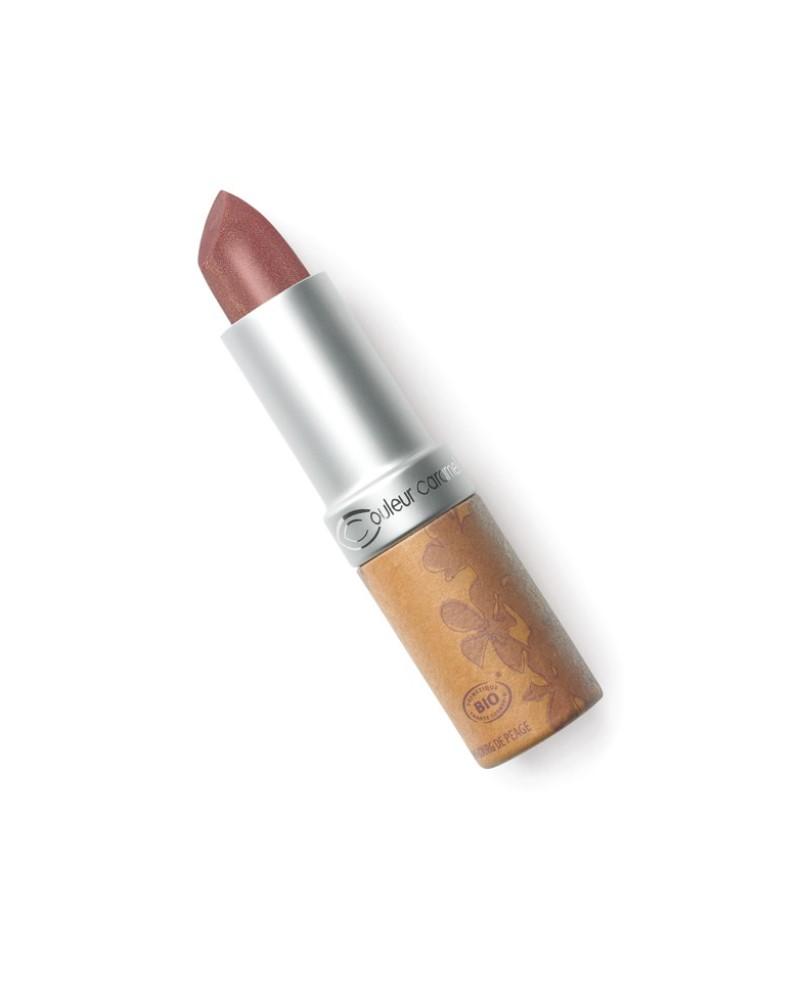 Couleur caramel 117243 rouge a levres nacre hibiscus 243 embellissetvous fr